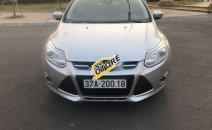 Cần bán Ford Focus AT 2015, màu bạc, nhập khẩu
