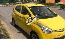 Xe Hyundai Eon đời 2013, màu vàng, xe nhập