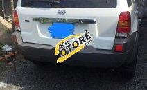 Cần bán lại xe Ford Escape AT đời 2003, màu trắng