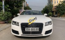 Cần bán gấp Audi A7 đời 2015, màu trắng, nhập khẩu nguyên chiếc