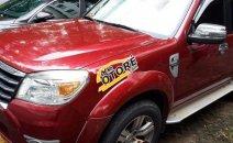Xe Ford Everest AT năm sản xuất 2012, màu đỏ, giá 510tr