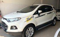 Bán ô tô Ford EcoSport AT 2017, màu trắng, giá chỉ 503 triệu