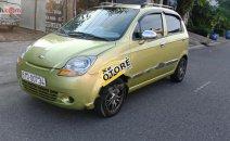 Cần bán Chevrolet Spark Van đời 2010, màu xanh lam