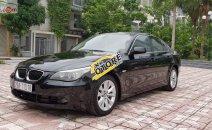 Cần bán lại xe BMW 5 Series 525i đời 2006, màu đen, nhập khẩu