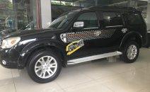 Bán Ford Everest Limited đời 2015, màu đen, số tự động