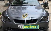 Cần bán gấp BMW 6 Series 650i năm 2007, xe nhập chính chủ, giá tốt