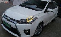 Cần bán xe Toyota Yaris G sản xuất 2018, màu trắng, xe nhập chính chủ, giá tốt