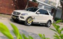 Cần bán Mercedes ML350 2012, màu trắng, xe nhập