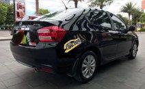 Cần bán Honda City 1.5 AT đời 2014, màu đen số tự động, giá chỉ 420 triệu