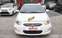 Bán xe Hyundai Accent 1.4 AT đời 2014, màu trắng, nhập khẩu chính chủ