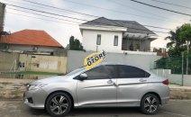 Bán Honda City 1.5 AT sản xuất năm 2015, màu bạc xe gia đình, giá tốt