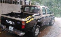 Bán ô tô Ford Ranger XLT 4x4 MT đời 2004, màu vàng