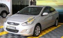 Bán ô tô Hyundai Accent 1.4 AT năm sản xuất 2012, màu bạc, xe nhập, giá 378tr