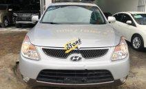 Bán Hyundai Veracruz 3.8AT 2009, màu bạc, nhập khẩu