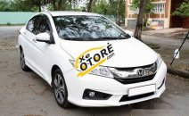 Giảm giá kịch sàn, Honda City 1.5 CVT đời 2017, màu trắng, số tự động