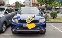 Cần bán gấp Volkswagen Touareg 3.6 AT 2016, màu xanh lam, xe nhập