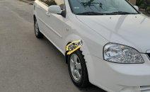 Bán Daewoo Lacetti 1.6MT năm sản xuất 2009, màu trắng, 195tr