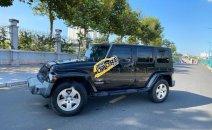 Bán xe Jeep Wrangler đời 2009, màu đen, nhập khẩu