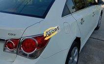 Bán Daewoo Lacetti CDX 1.6 AT 2009, màu trắng, xe nhập số tự động
