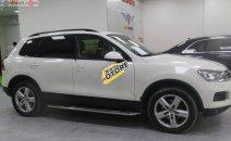 Cần bán Volkswagen Touareg 3.6 AT đời 2013, màu trắng, nhập khẩu