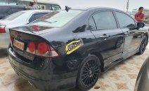 Bán xe Honda Civic 1.8 AT đời 2007, màu đen giá cạnh tranh