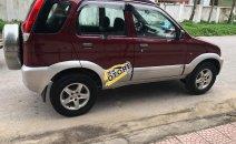 Cần bán lại xe Daihatsu Terios đời 2005, màu đỏ, xe nhập chính chủ, giá 215tr