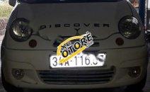 Bán Daewoo Matiz SE sản xuất 2007, màu trắng, xe nhập, giá 72tr