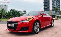 Bán Audi TT năm sản xuất 2015, màu đỏ, nhập khẩu chính hãng