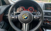 Cần bán gấp BMW 6 Series năm 2015, màu xám, nhập khẩu nguyên chiếc chính hãng