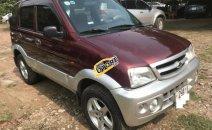Bán Daihatsu Terios 1.3 4x4 MT đời 2006, màu đỏ số sàn, giá chỉ 198 triệu