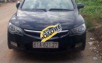 Cần bán xe Honda Civic 2.0 AT năm 2007, màu đen số tự động