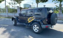 Bán Jeep Wrangler Sahara Unlimited năm 2009, màu đen, nhập khẩu
