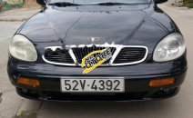 Bán xe Daewoo Leganza 2.0 AT sản xuất 1997, màu đen, xe nhập chính chủ