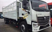 Bán Thaco Auman C160.E4 tiêu chuẩn khí thải EURO4 đời 2019, màu trắng, giá cạnh tranh