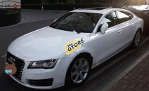 Cần bán gấp Audi A7 Sportback 3.0 đời 2014, màu trắng, xe nhập