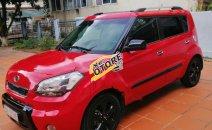 Cần bán lại xe Kia Soul 1.6L 2009, màu đỏ, nhập khẩu số tự động