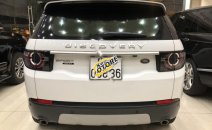 Bán LandRover Discovery Sport HSE Luxury 2018, màu trắng, xe nhập, số tự động