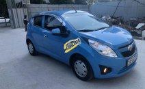 Cần bán Chevrolet Spark Van 2011, màu xanh lam, xe nhập