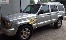 Bán Jeep Cherokee đời 2008, màu bạc, nhập khẩu