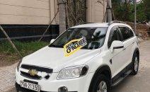 Cần bán xe Chevrolet Captiva Ltz sản xuất 2009, màu trắng
