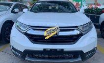 Tậu xế giá rẻ - Vi vu Tết về, Honda CRV G năm sản xuất 2019, màu trắng