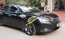 Bán ô tô Daewoo Lacetti CDX đời 2010, màu đen số tự động