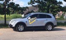 Bán Chevrolet Captiva Lt sản xuất 2008, màu bạc, 238tr