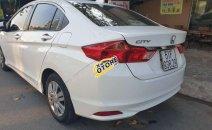 Cần bán lại xe Honda City 1.5 MT đời 2016, màu trắng số sàn, 379 triệu