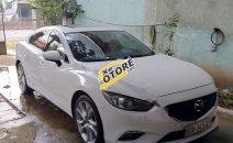 Cần bán xe Mazda 6 2.5 AT đời 2016, màu trắng, giá tốt