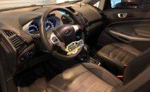 Bán Ford EcoSport Titanium 1.5L AT sản xuất năm 2014, màu đen