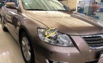 Bán xe Toyota Camry 2.4G đời 2007, màu nâu như mới