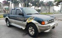 Cần bán gấp Ford Ranger XLT 4x4 MT đời 2002, màu xanh, giá tốt