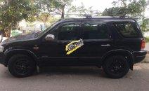 Cần bán xe Ford Escape 3.0 V6 sản xuất năm 2003, màu đen