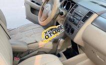 Cần bán lại xe Nissan Tiida 2007, màu đen, nhập khẩu chính hãng
